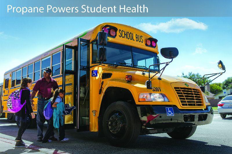 Propane Powers Student Health